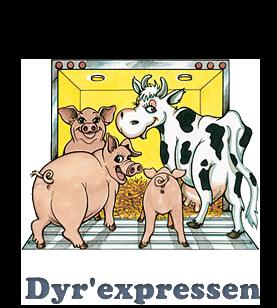 dyr'expressen logo